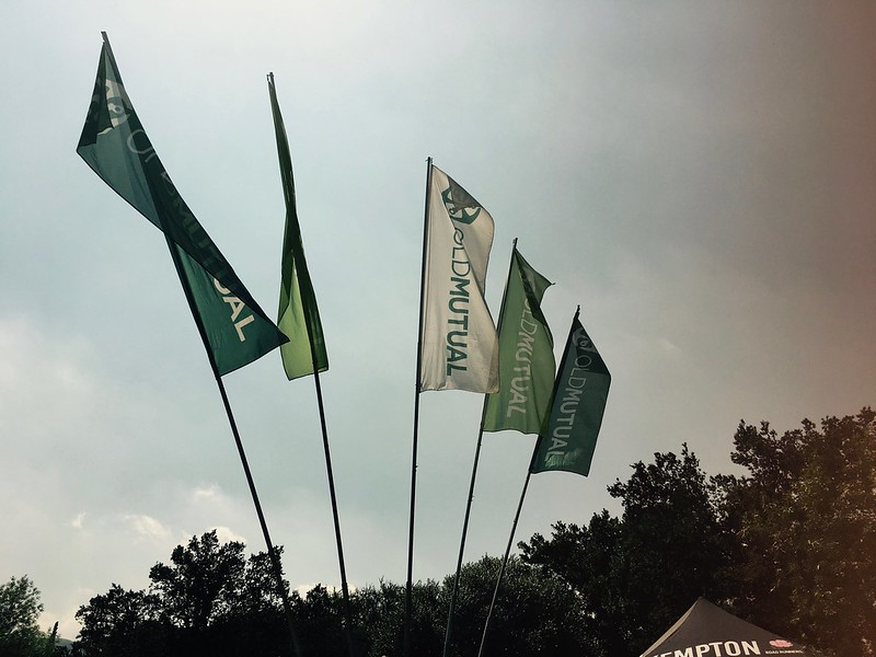 Old mutual flags at the ultra