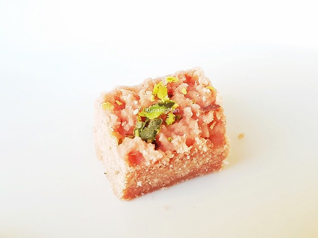 Barfi Strawberry