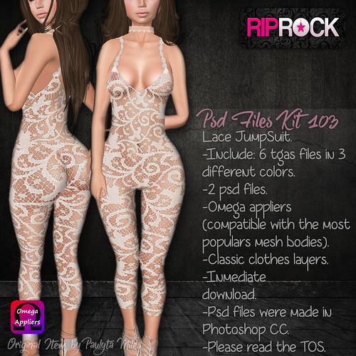 RipRock - Kit 103 Vendor