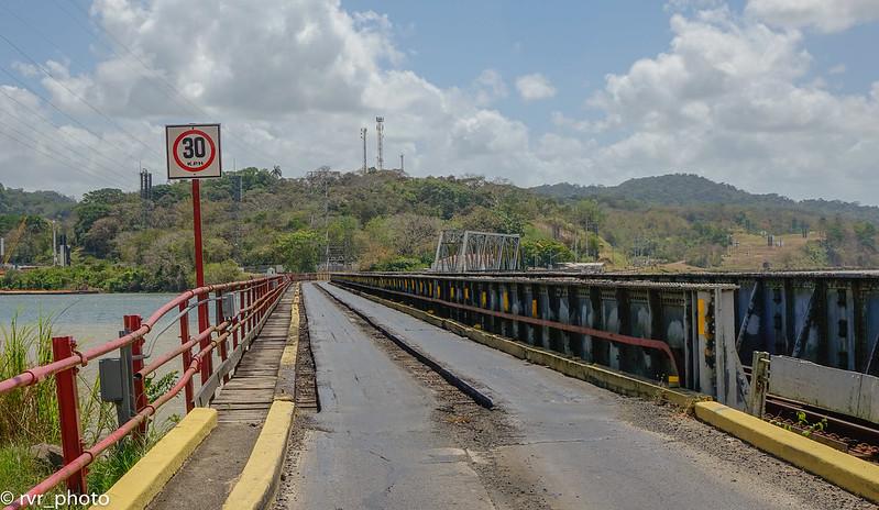 Puente de Gamboa, Panamá
