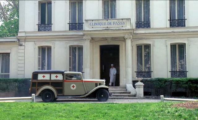1933 Citroën 7UB