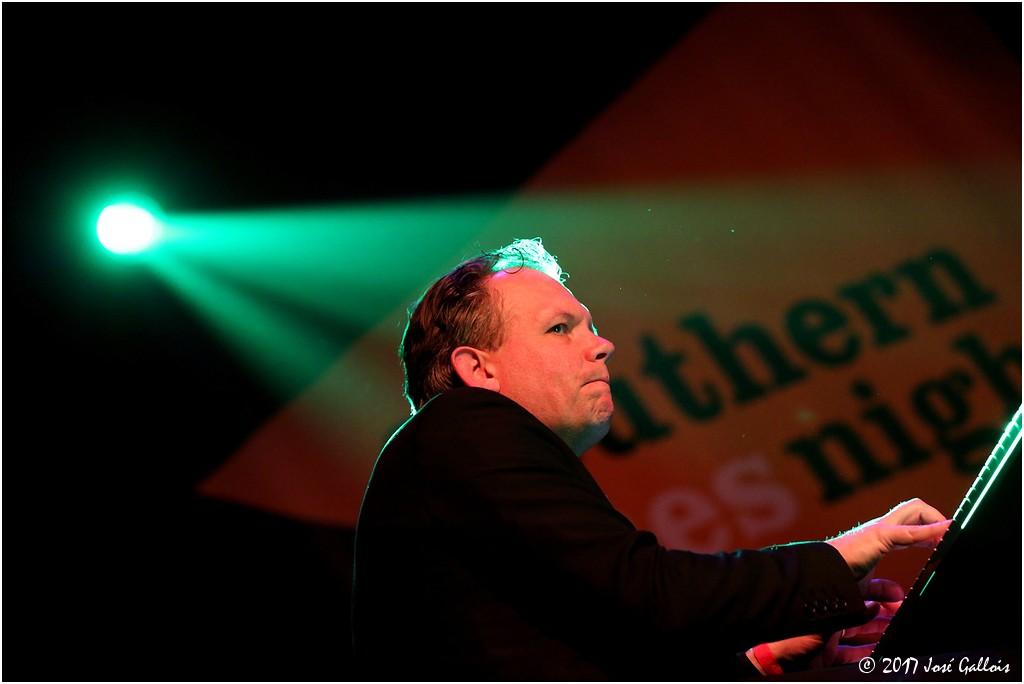 Willie Buck & The Robbert Fossen Band