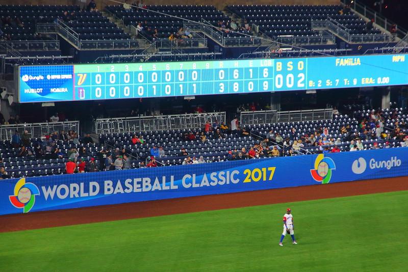 IMG_2436 World Baseball Classic 2017, Round 2