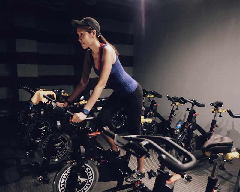 cyclehouse manila review indoor cycling