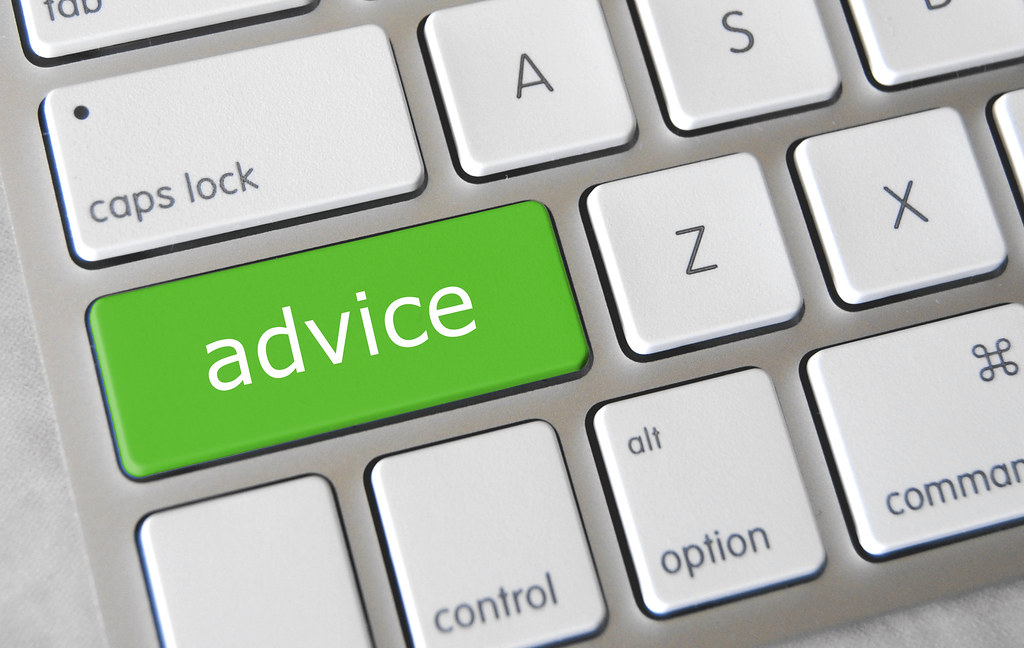 difference between advice and suggestion difference between