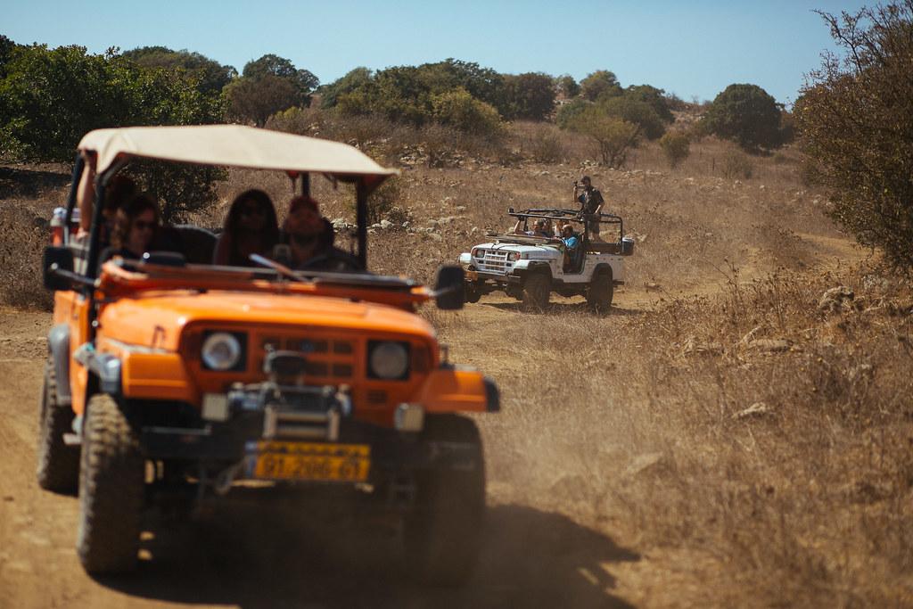 Golan Heights Jeep Tour