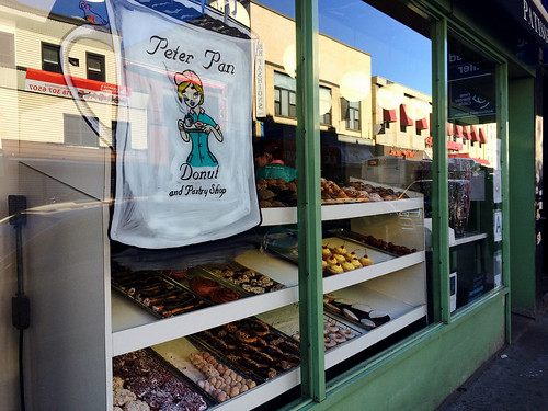 Peter Pan Donuts NY (April 3 2016)