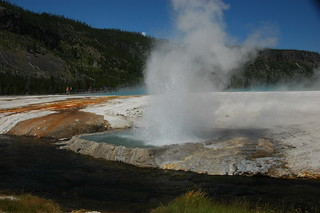 Cliff Geyser erupting (11 August 2011) 6 | by James St. John