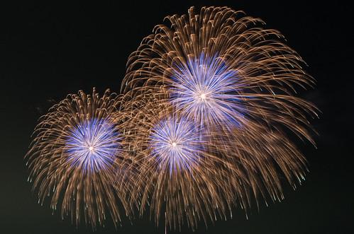 Kobe Fireworks 2014 12