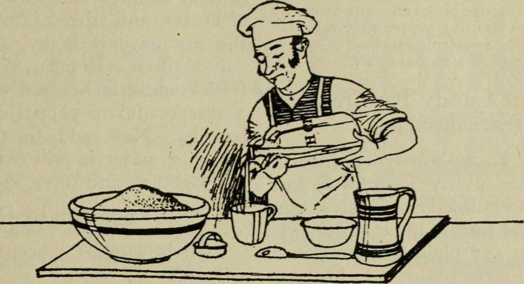 L'exemple d'une personne intrinsèquement motivée : un cuisinier passionné