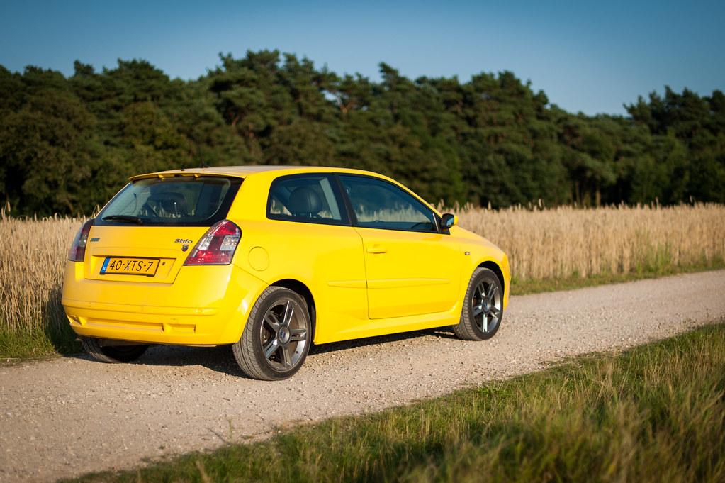 Fiat Stilo Abarth 2002 163000km Airco Leeg Tomblokd700 Flickr