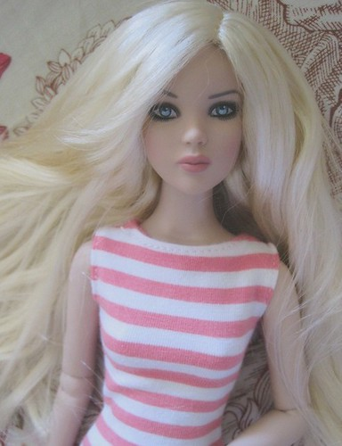 Resort Stripes Basic Cami Tonner Doll | by Airinora