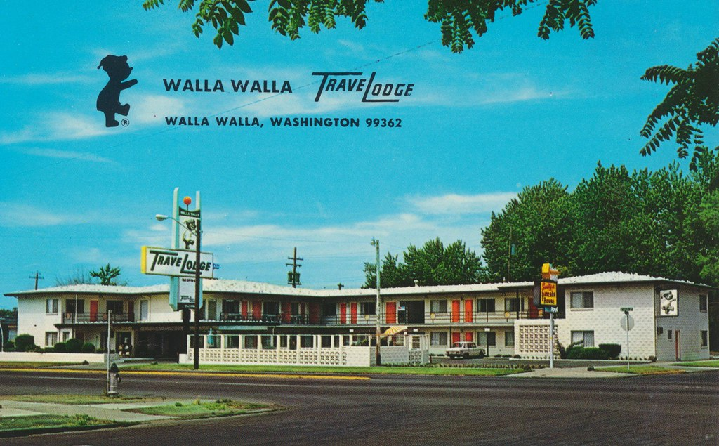 TraveLodge - Walla Walla, Washington