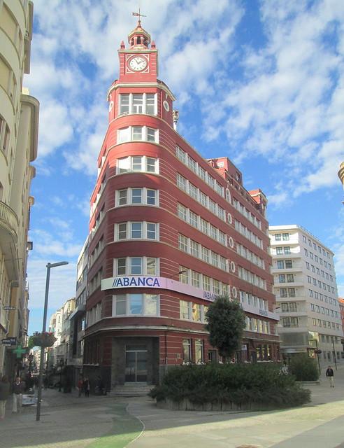 A Banca, Ferrol
