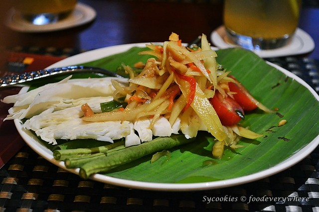 4.Absolute Thai Buffet Dinner at Doubletree Hilton KL