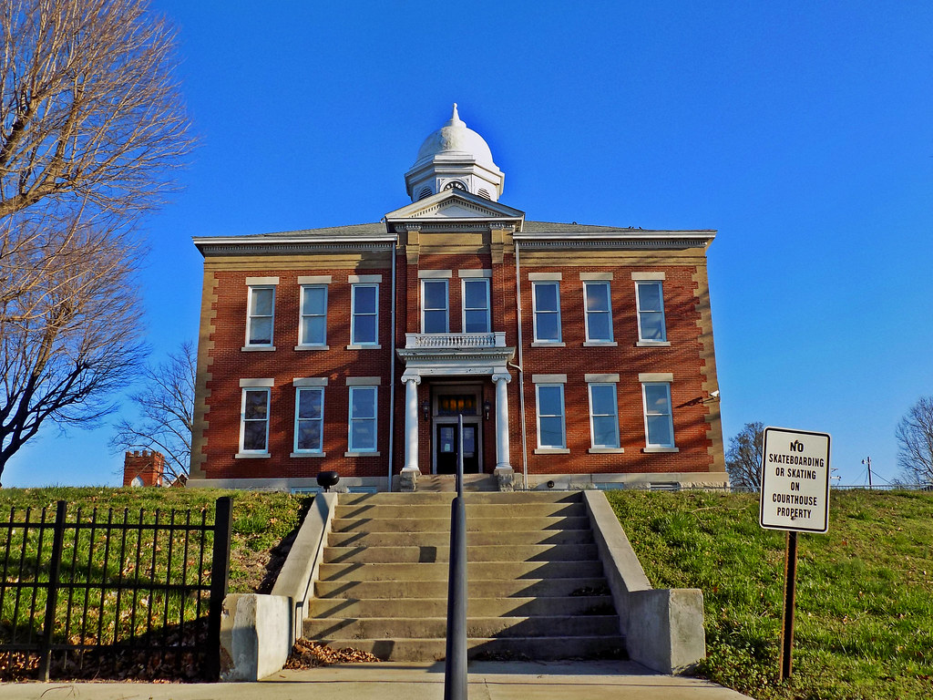 Ballard County Courthouse -- Wickliffe, Kentucky