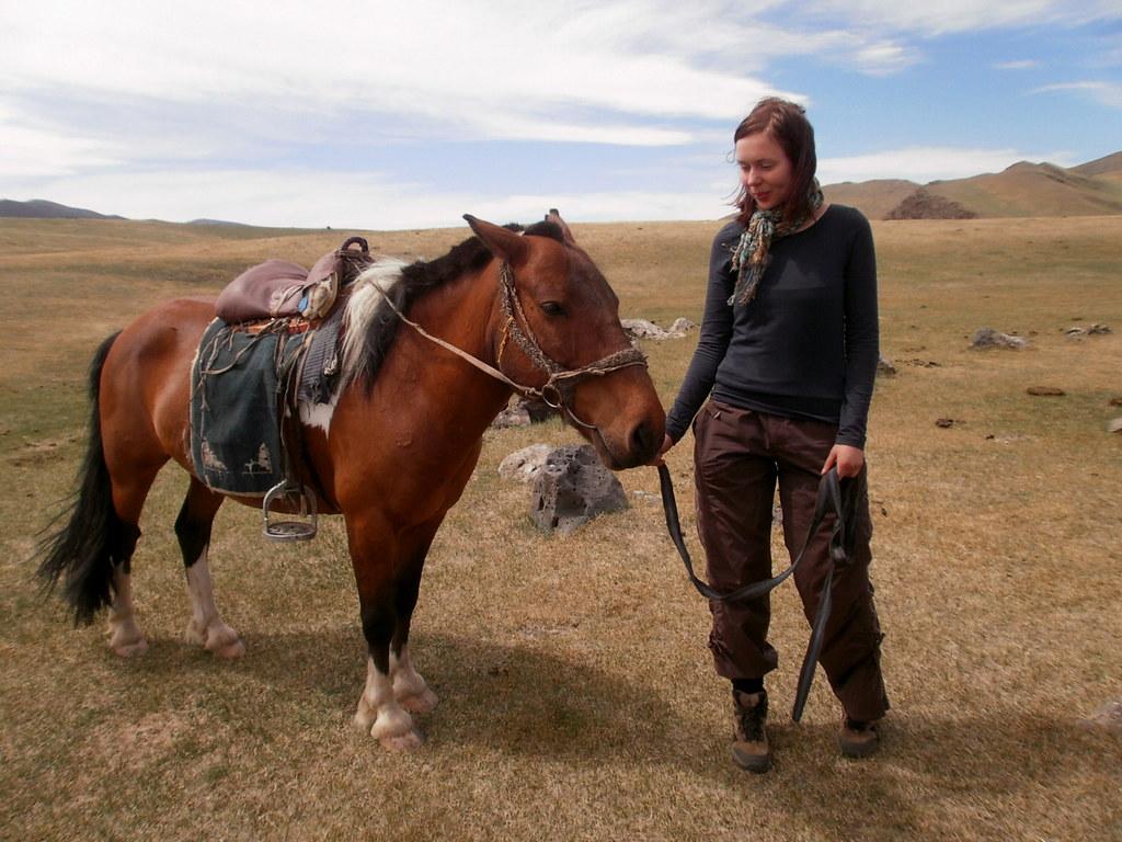 hevosratsastus Mongoliassa