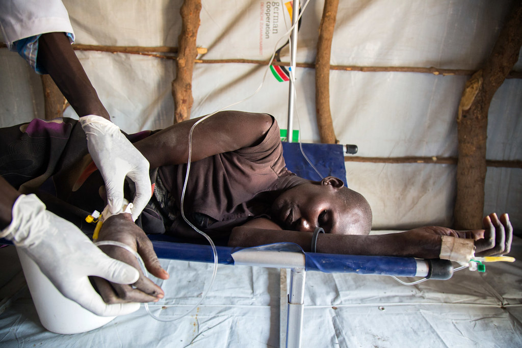 Food crisis in South Sudan
