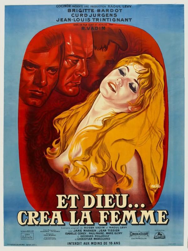 Et Dieu… créa la Femme - Poster 2