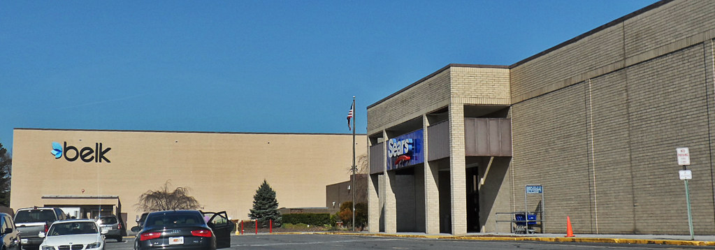 Sears -- Fort Henry Mall -- Kingsport, TN