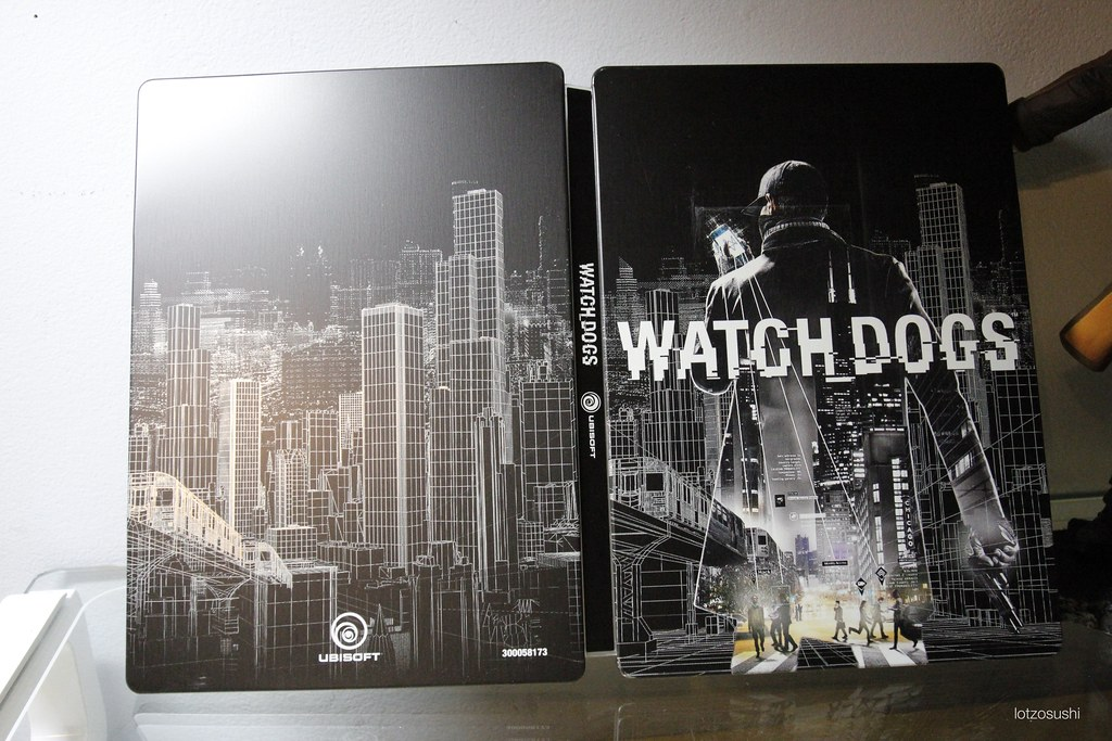 Watch Dogs DVD Steelcase gudedomo Flickr