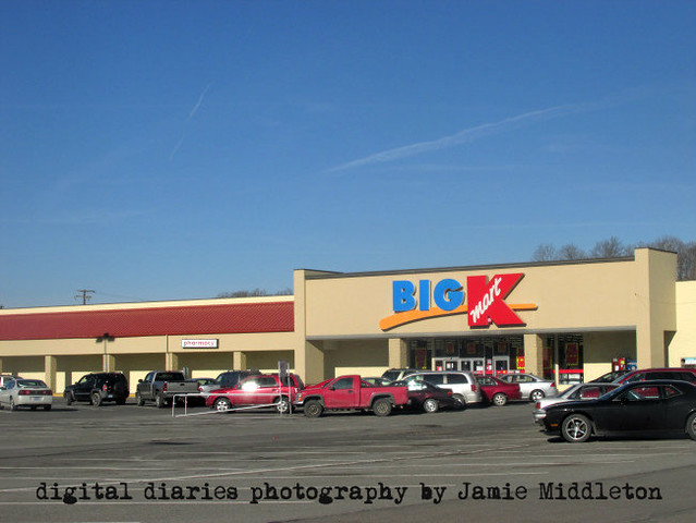 Kmart in Wise Virginia