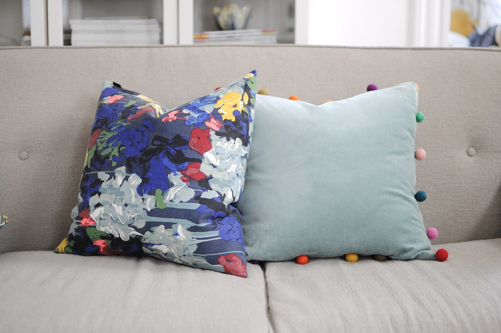 Polyfill vs Feather Pillow Inserts - Go Haus Go