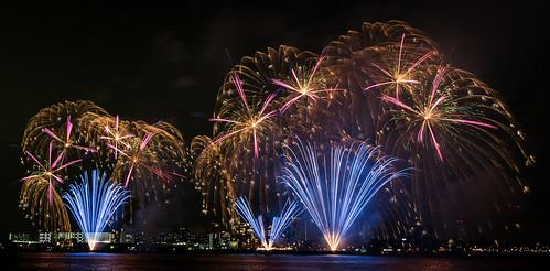 Kobe Fireworks 2014 10