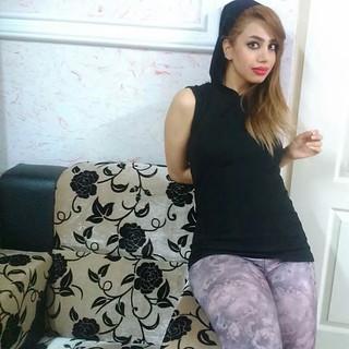 cute iranian escort girl