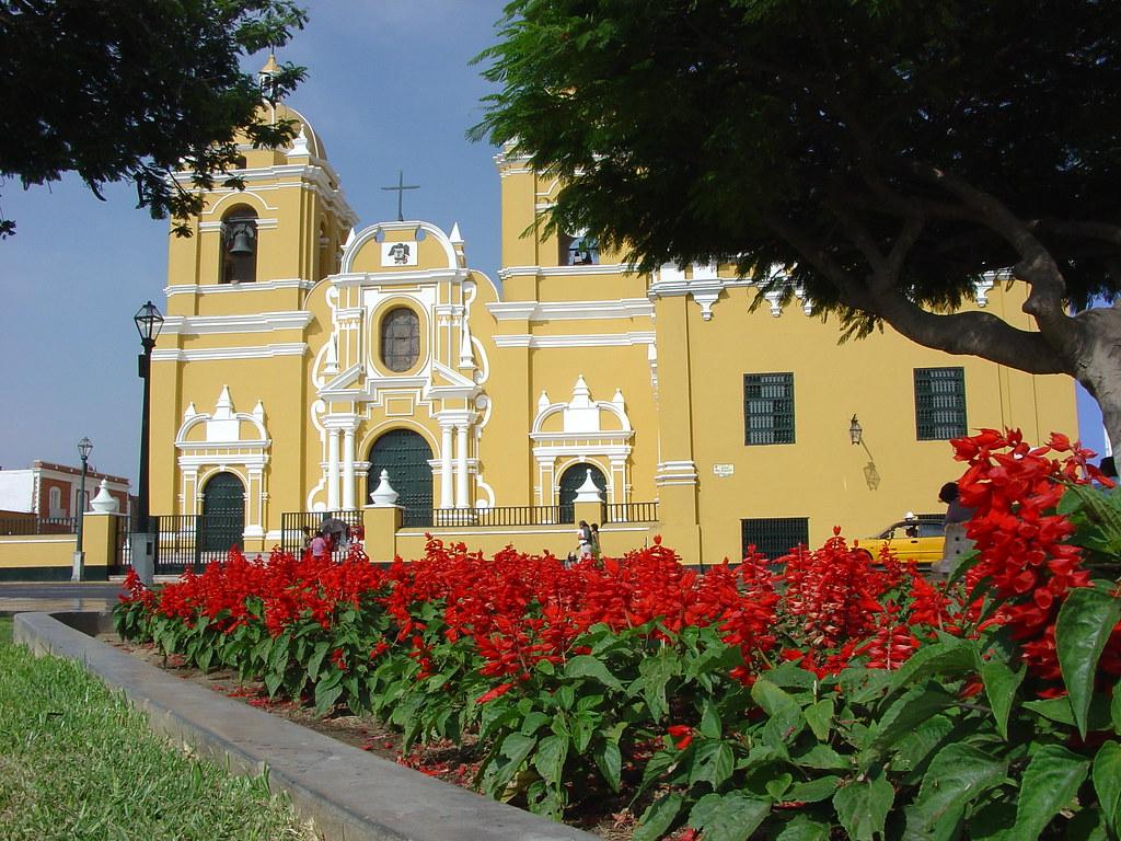 Vagamundos 2004. Perú. Trujillo