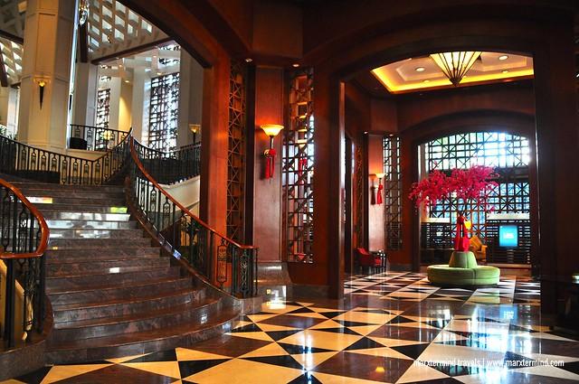 Sheraton Imperial Kuala Lumpur Hotel Lobby
