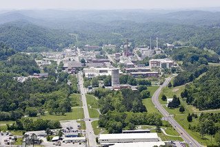 Aerial view of ORNL looking west | by oakridgelabnews