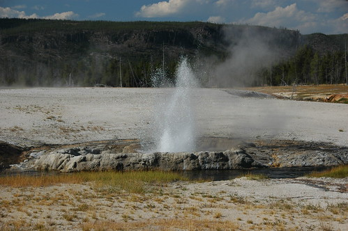 Cliff Geyser erupting (30 August 2011) 26 | by James St. John
