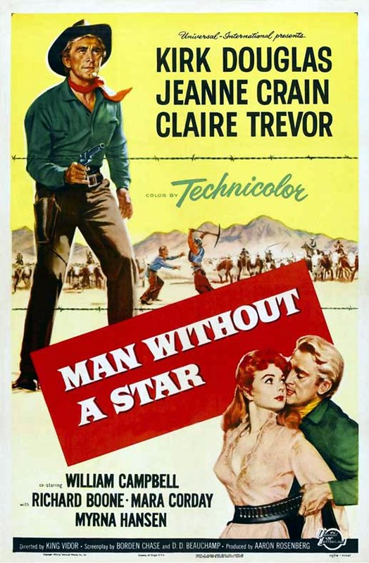 Man Without a Star - Poster 6