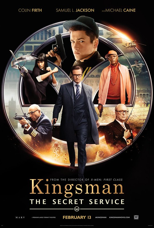 Kingsman - The Secret Service - Poster 7