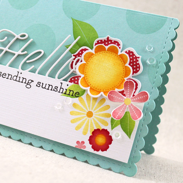 10th Anniversary - Sending Sunshine Close Up
