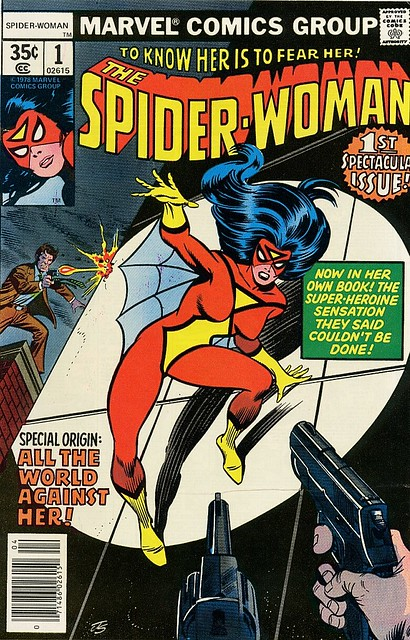 Spider-Woman v1