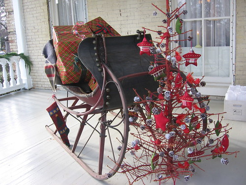 Sleigh at 303 Fairmont Ave.