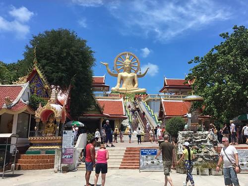Koh Samui Bigbuddha - bigbuddha beach  サムイ島 ビッグブッダエリア