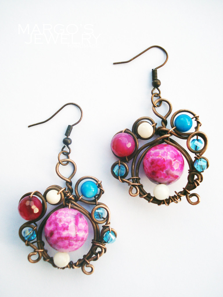 from image natural stone products city l front york made earrings purple new by cropped it