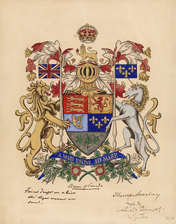 Canada's coat of arms / Armoiries du Canada | by BiblioArchives / LibraryArchives