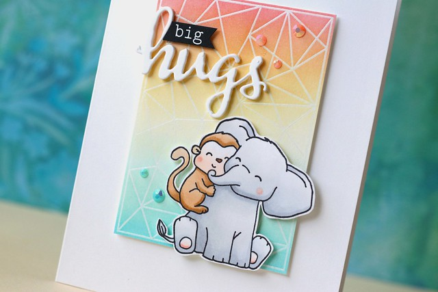 Winnie & Walter-Big Hugs with Evelin T Designs