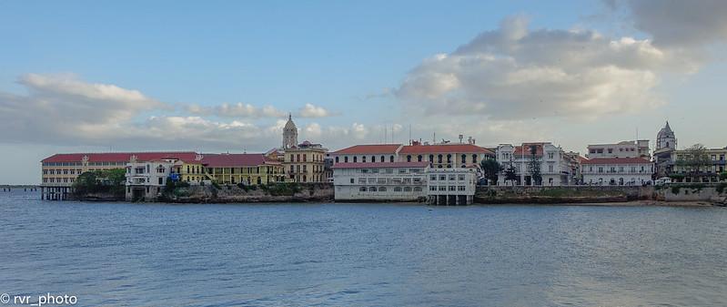 Casco Viejo de Panama City
