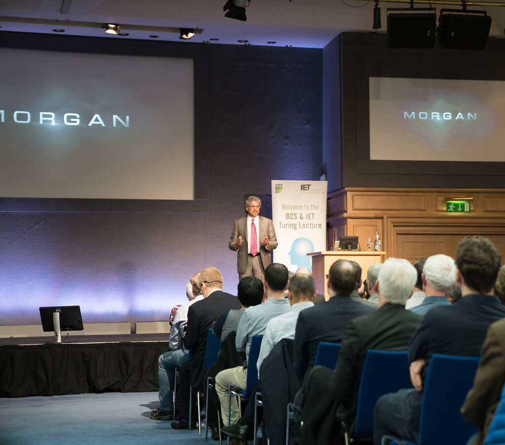 Dr. Guru Banavar Was The Star Speaker [Dublin Turing Lecture In Dublin Castle]-125340