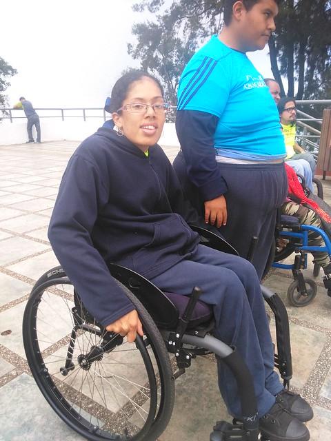 Actividad de fin de año discapacidad0 y Achilles Venezuela