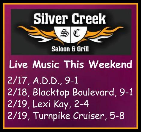 Silver Creek Poster 2-17-17