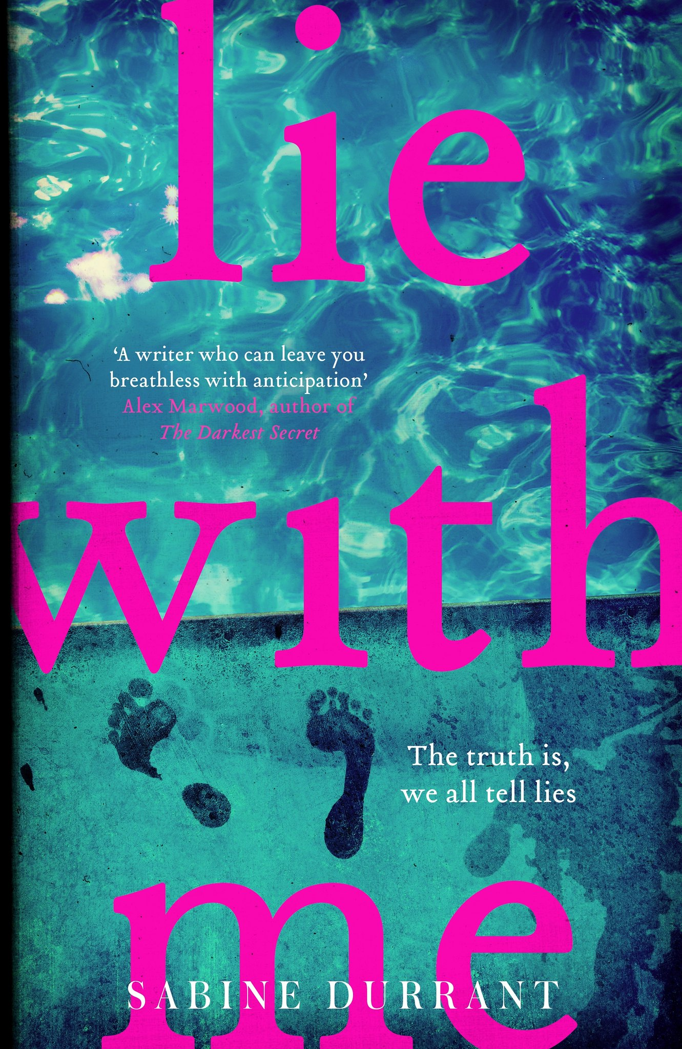 LIE WITH ME PAPERBACK JACKET