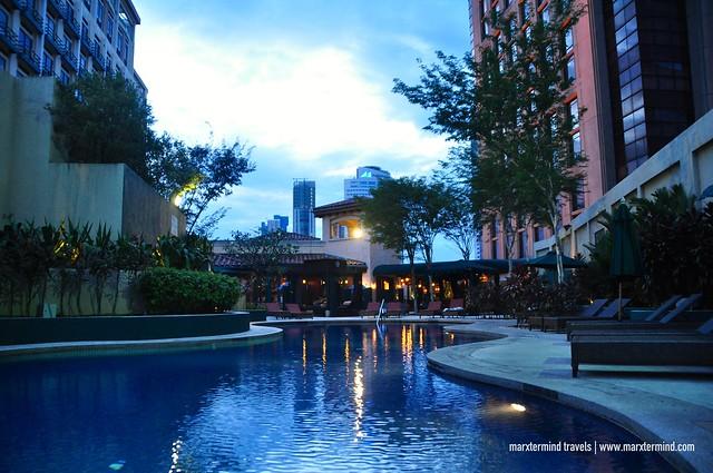 Sheraton Imperial Kuala Lumpur Outdoor Pool