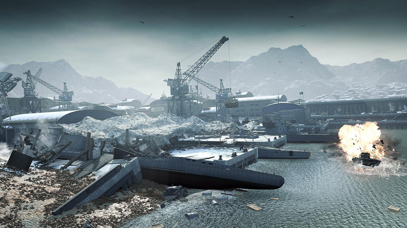 Erste Details zur Deathstorm-Kampagne und dem Elimination-Modus von Sniper Elite 4