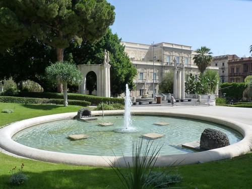 Catania a villa e 39 papere nome affettuoso dei catanesi a for Giardino e nome collettivo